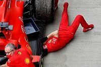 Ferrari поменяла моторы на обеих машинах