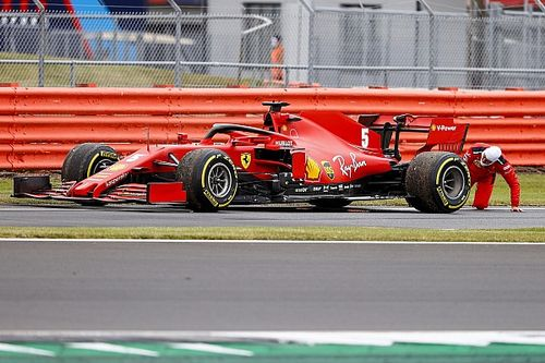 Ferrari, Vettel'in şasisini değiştirme fikrine açık