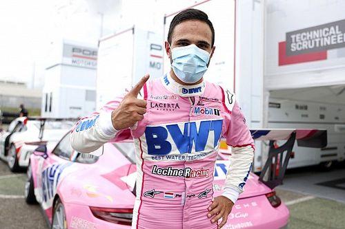 Drugie pole position Pereiry