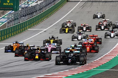 The Austrian Grand Prix as it happened