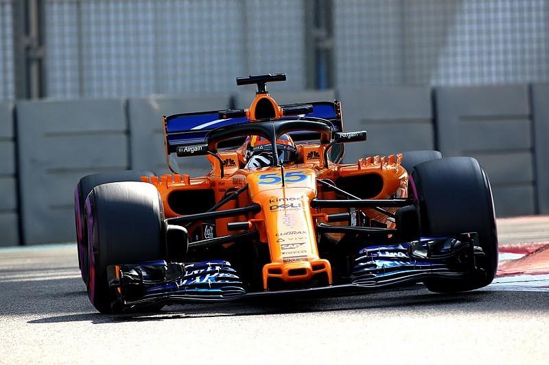 Sainz gecharmeerd van nieuwe McLaren Formule 1-auto