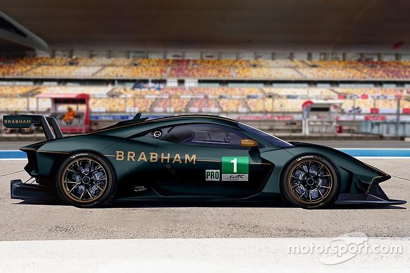 Brabham примет участие в «Ле-Мане». Компания выступит в классе GTE Pro