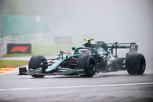 ¿El GP de Rusia será un drama como el de Bélgica por la lluvia?