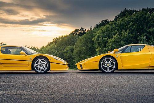 Ferrari F50 o Ferrari Enzo: voi quale comprereste?