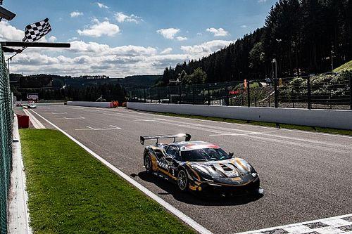 Ferrari Challenge: Gara 2 a Schirò-Kirchmayr, Van der Vorm Re AM
