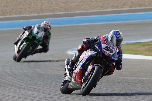 Jerez WSBK: Razgatlioglu passes Rea to win opening race
