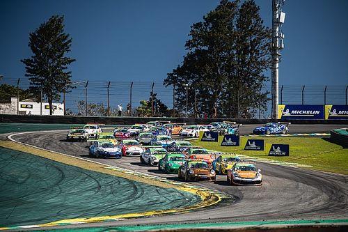 """Porsche Cup terá """"Corrida das Estrelas"""" junto com GP da F1 em Interlagos"""
