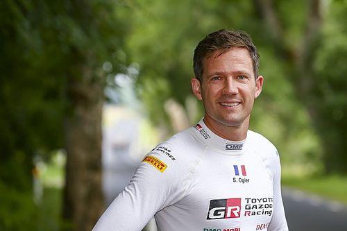 WRC, Ogier: test virtuale con la Toyota Hypercar inseguendo Le Mans