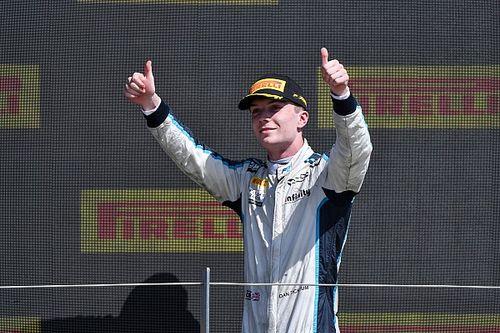 Ticktum o swoich szansach na angaż w F1