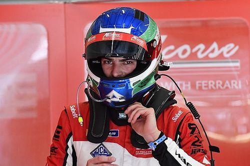 ELMS: Rovera pronto per la 'prima' a Spielberg con la Ferrari