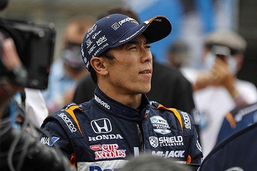 Sato távozik jelenlegi IndyCar-csapatától