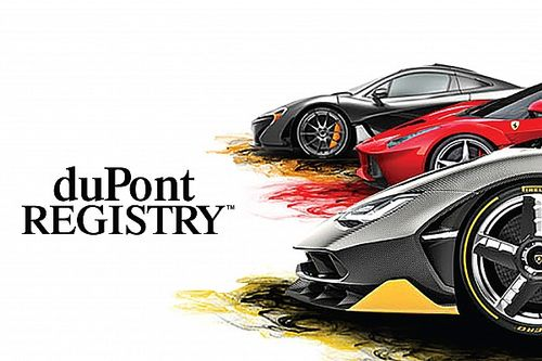 Motorsport Network to acquire duPont Registry
