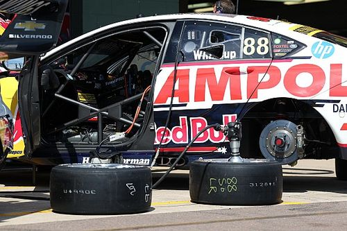 Supercars tyre tweak for Winton