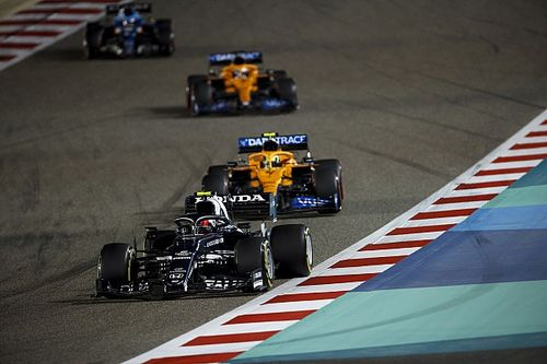 アルファタウリ・ホンダ、ガスリーの自信「どんなコースでも、マクラーレンやフェラーリと戦える」