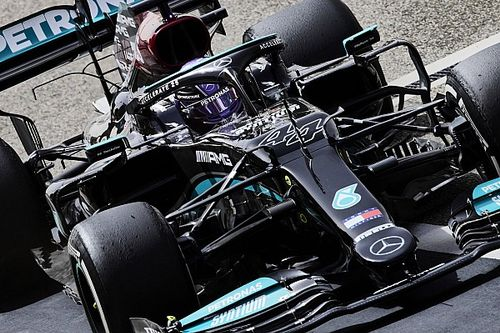 Is Mercedes in trouble or is it part of a plan?