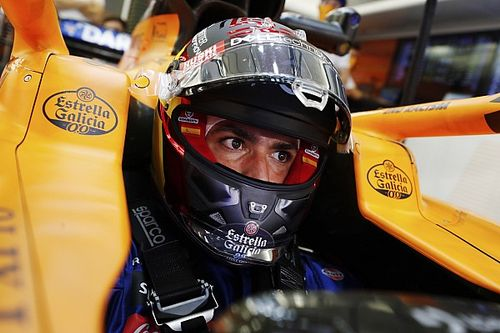 Sainz set for first Ferrari F1 test with 2018 car