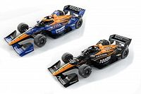 Arrow McLaren SP reveals dual liveries for 2021 IndyCar season