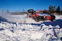 Arctic WRC: Hyundai's Tanak dominates as Ogier retires