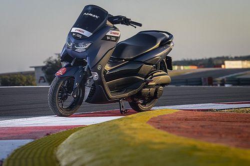 Yamaha NMAX Tetap Jadi Skuter Resmi MotoGP