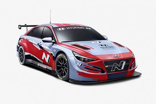 Hyundai to field four new Elantra cars in WTCR for 2021