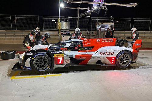 Toyota weer op schema met Le Mans Hypercar na Aragon-test
