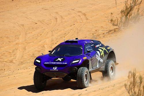 Loeb: Power Steering Mobil Extreme E Masih Bermasalah