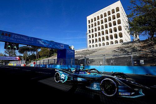 VÍDEO: Turvey causa acidente com múltiplos carros durante simulação de largada para o ePrix de Roma; veja