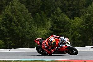 World Superbike Breaking news Davies: Staying at Ducati a