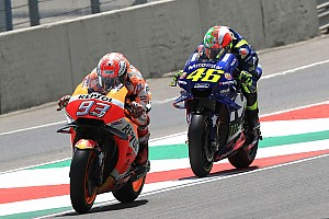 Dominasi Marquez mengingatkan Rossi pada 2014