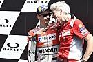 MotoGP Lorenzo, Dall'Igna et ces objectifs