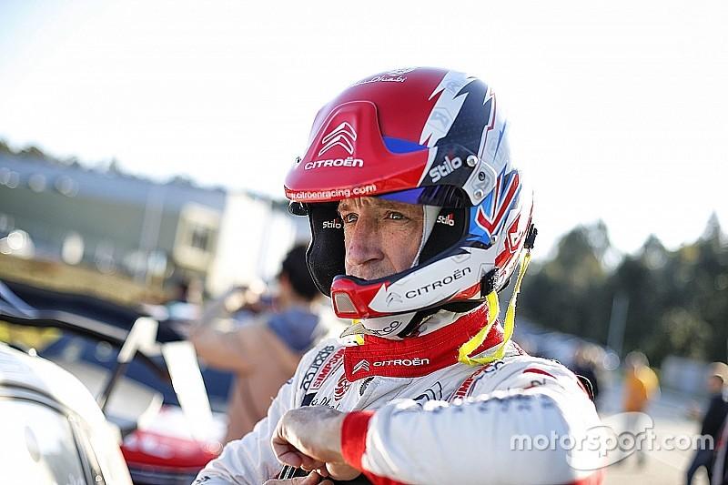Meeke volverá al WRC con Toyota en 2019