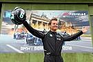 Formula E Videón Nico Rosberg első Formula E tesztje