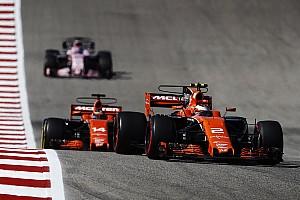 Fórmula 1 Noticias Alonso y Vandoorne saldrán al fondo de la parrilla en México