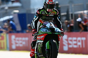 World Superbike Race report WorldSBK Spanyol: Rea dominan, Kawasaki juara pabrikan