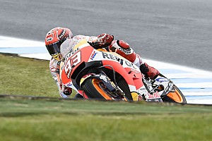 MotoGP Важливі новини Маркес: Мені довелося бути жорстким задля перемоги