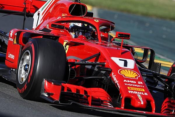 Fórmula 1 Entrevista Raikkonen califica la brecha contra Mercedes como mayor de lo esperado