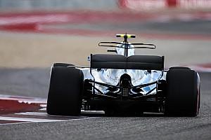 F1 Top List GALERÍA TÉCNICA: la actualización del Mercedes W08 durante 2017