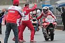 """MotoGP 王座争いという""""不慣れな状況""""に""""リラックス""""するドヴィツィオーゾ"""