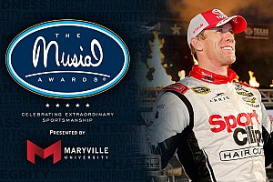 NASCAR Cup Breaking news Carl Edwards to receive sportsmanship award for
