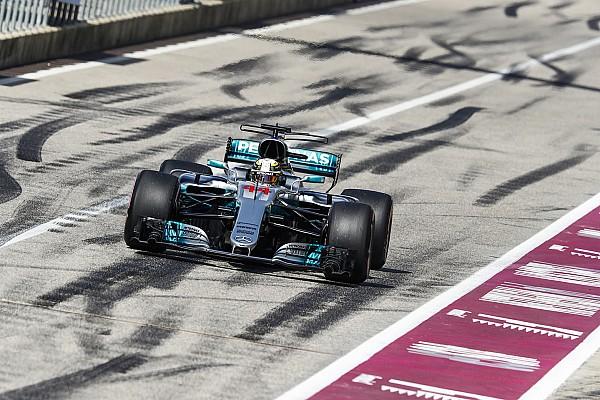 Formule 1 Résultats La grille de départ du Grand Prix des États-Unis
