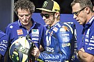 GALERÍA: Rossi presentó su nuevo casco