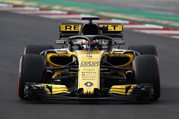 Renault R.S.18: sacrificato il raffreddamento per un'aerodinamica migliore