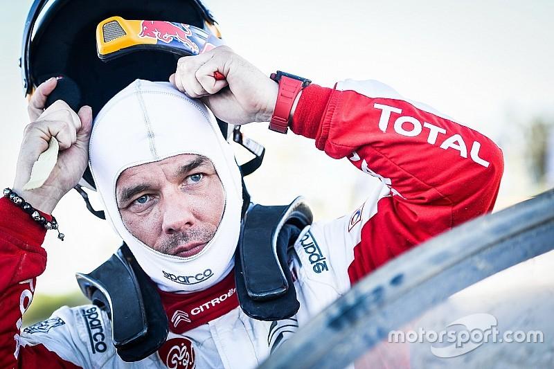 Loeb: Korsika etabını bilmemek benim için büyük bir dezavantaj