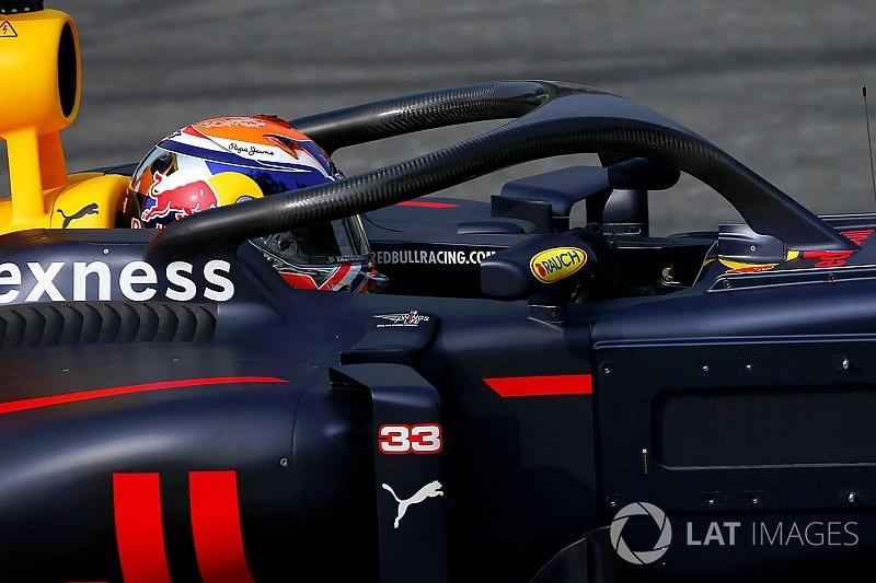 Ферстаппена розсердила «потворна» Halo на новій машині Red Bull