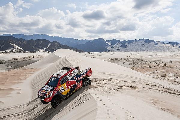 Dakar Rapport d'étape Autos, étape 13 - Et de quatre pour Al-Attiyah, Sainz touche au but