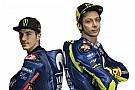 Viñales quer que Rossi renove com Yamaha