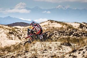 Dakar News 13. Dakar-Etappe für Motorräder und Quads verkürzt