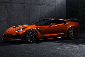 Automotive Breaking news  Corvette ZR1 spotted at the Nurburgring, possibly for fast-lap attempt