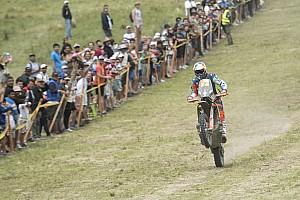 """Dakar Noticias Walkner: """"Quizás sea el más suertudo de todos"""""""