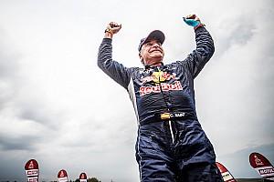 """Dakar Nieuws Sainz dolgelukkig na winnen van """"moeilijkste Dakar uit carrière"""""""